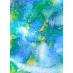 Sg-19 Marmer Groen/Blauw/Geel