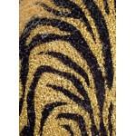 Sg-22 Zebra Zwart/Goud