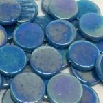 Rgp-34  Lichtblauw Parelmoer
