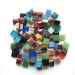 Glasmosaik-Mix 10mm