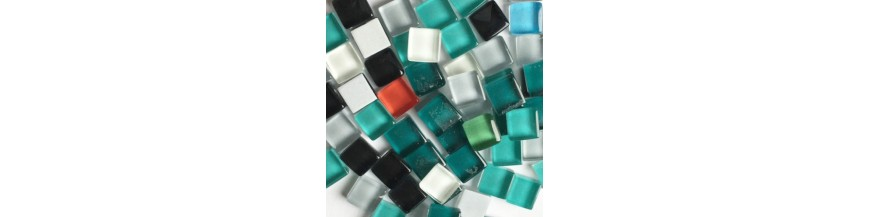Glasmozaiek 10mm|Mini Glasmozaiek|Mozaiek|Onlineshop|MosaicShop
