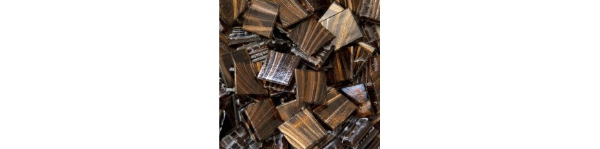 Pâtes de Verre 20mm Mosaique Boutique en ligne MosaicShop