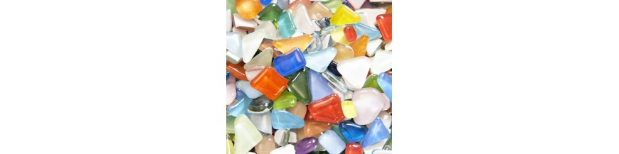 Glasmozaiek|Glaspuzzels|Mozaiektegeltjes|Mozaiek|Onlineshop|MosaicShop|